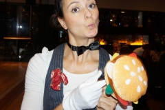 Kellner u. Kunz OX Burgerparty 17.10.17 096 Burger Lisa