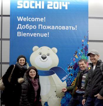 Sochi 2014 Menuetheater