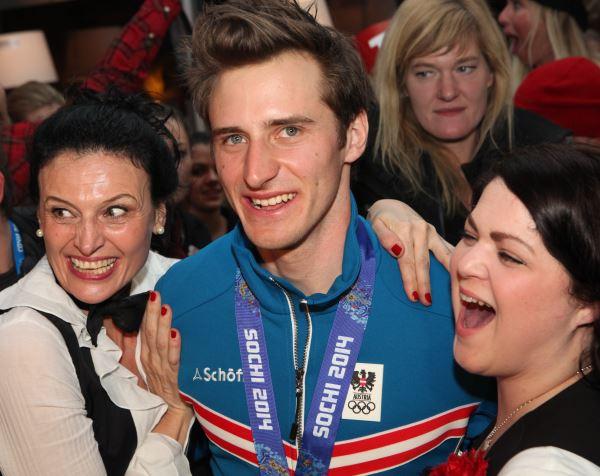 Sochi 2014 Menuetheater Matthias Mayer