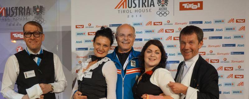 Sochi 2014 Menuetheater Karl Stoss