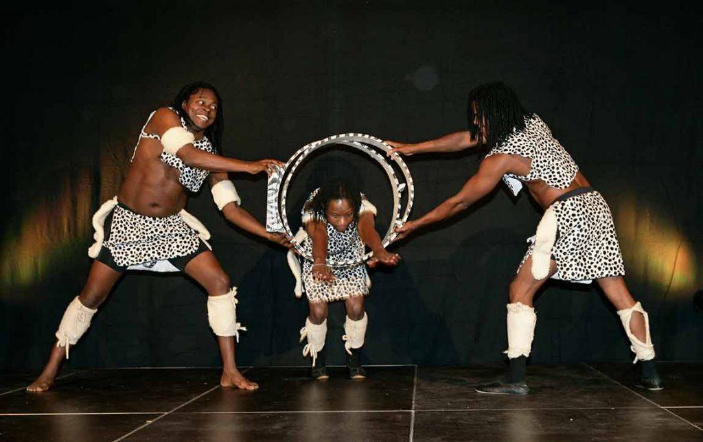 AustriAfrikA - die AkrobatikSHOW