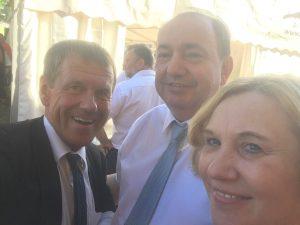 20190629-Präsident DI ErichHaider und Gattin